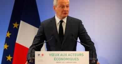 Talks on tech tax with U.S. still difficult: France's Le Maire