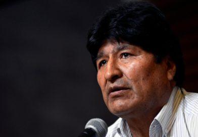 Bolivia electoral body blocks Morales Senate run