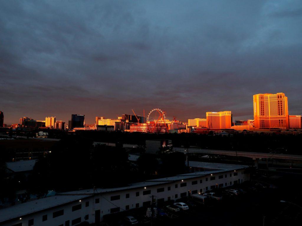 Temperatur Las Vegas