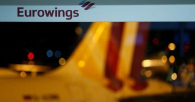 Lufthansa unit Eurowings to cut a third of head-office staff