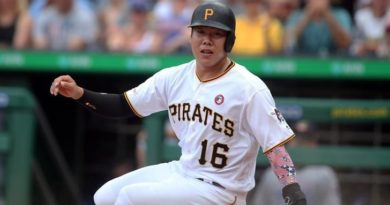 KBO suspends ex-Pirates infielder Kang for year