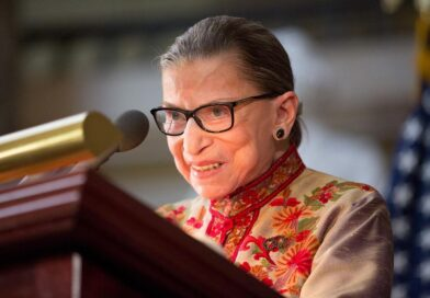 Ruth Bader Ginsburg death: Tributes paid to Supreme Court justice
