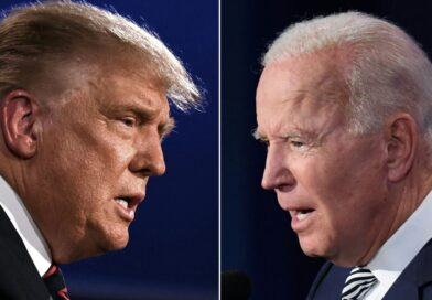 Trump's push for a foreign policy debate with Biden could backfire