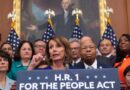 HR 1, the For the People Act, is a test for Biden's global democracy agenda